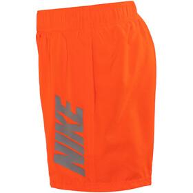 "Nike Swim Volley - Bañadores Niños - 4"" naranja"